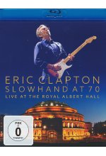 Eric Clapton - Slowhand At 70 - Live At The Royal Albert Hall Blu-ray-Cover