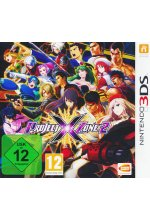 Project X Zone 2 Cover
