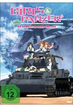 Girls & Panzer Vol. 1 - Episoden 01-04 DVD-Cover