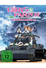 Girls & Panzer Vol. 1 - Episoden 01-04 Blu-ray-Cover