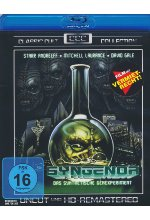 Syngenor - Uncut/HD Remastered - Classic Cult Collection Blu-ray-Cover