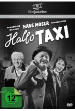 Hallo Taxi DVD-Cover
