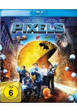 Pixels Blu-ray-Cover
