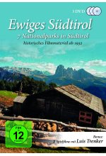 Ewiges Südtirol - 7 Nationalparks in Südtirol  [3 DVDs] DVD-Cover