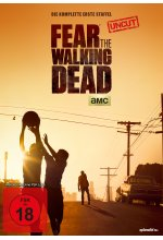 Fear the Walking Dead - Die komplette erste Staffel - Uncut  [2 DVDs] DVD-Cover