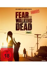 Fear the Walking Dead - Die komplette erste Staffel - Uncut  [2 BRs] Blu-ray-Cover