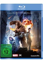 Fantastic 4 (2015) Blu-ray-Cover