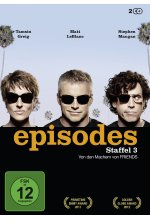Episodes - Staffel 3  [2 DVDs] DVD-Cover