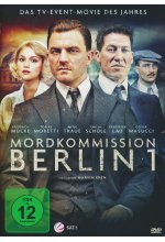 Mordkommission BERLIN 1 DVD-Cover