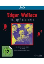 Edgar Wallace Edition 1  [3 BRs] Blu-ray-Cover