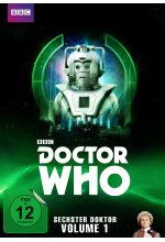 Doctor Who - Sechster Doktor - Vol. 1  [5 DVDs] DVD-Cover