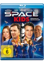 Space Kids - Abenteuer im Weltraumcamp Blu-ray-Cover