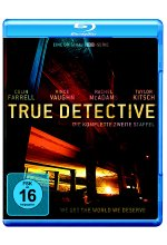 True Detective - Staffel 2  [3 BRs] Blu-ray-Cover