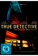 True Detective - Staffel 2  [3 DVDs] DVD-Cover