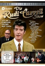 Die Rudi Carrell Show - Volume 2  [3 DVDs] DVD-Cover