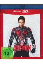 Ant-Man Blu-ray 3D-Cover