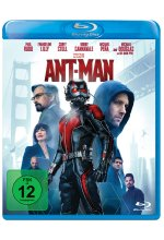 Ant-Man Blu-ray-Cover