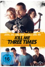 Kill me three Times DVD-Cover