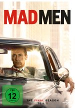 Mad Men - Season 7.2  [3 DVDs] DVD-Cover
