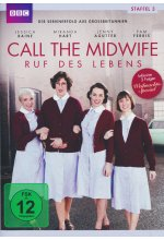 Call the Midwife - Staffel 3  [3 DVDs] DVD-Cover