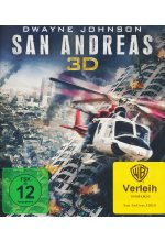 San Andreas Blu-ray 3D-Cover