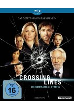 Crossing Lines - Staffel 3  [2 BRs] Blu-ray-Cover
