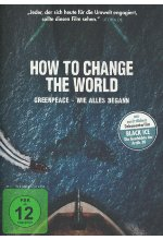 How to Change the World DVD-Cover