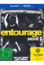 Entourage - The Movie Blu-ray-Cover