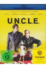 Codename U.N.C.L.E. Blu-ray-Cover