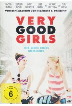 Very Good Girls - Die Liebe eines Sommers DVD-Cover