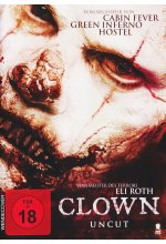 Clown - Uncut DVD-Cover