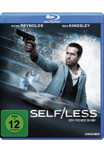 Self/Less - Der Fremde in mir Blu-ray-Cover