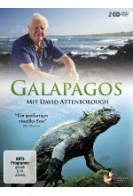 Galapagos mit David Attenborough  [2 DVDs] DVD-Cover