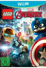 LEGO Marvel Avengers Cover