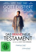 Das brandneue Testament DVD-Cover