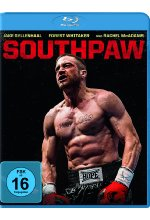 Southpaw Blu-ray-Cover