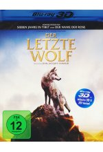 Der letzte Wolf  (inkl. 2D-Version) Blu-ray 3D-Cover