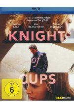 Knight of Cups Blu-ray-Cover