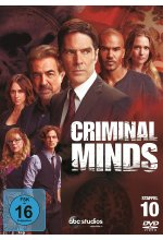 Criminal Minds - Die komplette zehnte Staffel  [5 DVDs] DVD-Cover