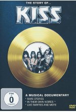 Kiss - The Story Of DVD-Cover