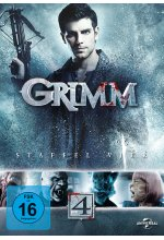 Grimm - Staffel 4  [6 DVDs] DVD-Cover