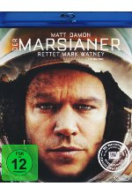 Der Marsianer - Rettet Mark Watney Blu-ray-Cover