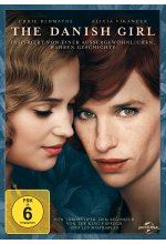 The Danish Girl DVD-Cover