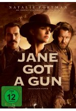 Jane Got A Gun DVD-Cover