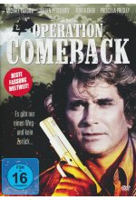 Operation Comeback DVD-Cover