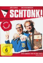 Schtonk! Blu-ray-Cover