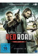 The Red Road - Staffel 2  [2 DVDs] DVD-Cover
