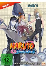 Naruto Shippuden - Staffel 13 - Uncut  [3 DVDs] DVD-Cover