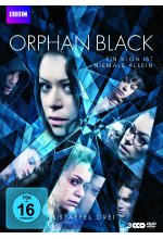 Orphan Black - Staffel 3  [3 DVDs] DVD-Cover