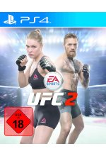 UFC 2 - EA Sports Ultimate Fighting Championship Cover